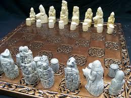 fantasy chess set medieval chess set 2 leah s den