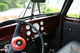 willys pickup truck 4wd new paint interior some mechanicals
