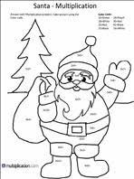 christmas math coloring sheets u2013 fun for christmas