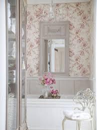 papier peint romantique chambre papier peint romantique chambre country bathrooms cottage