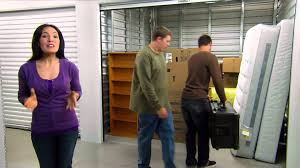 10x10 storage unit size guide video youtube