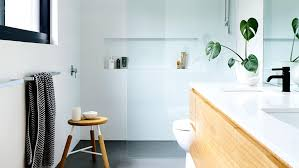 bathroom light wood bathroom vanity mirror white top square