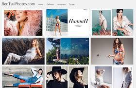 Photography Portfolio Photography Portfolio Website Exles Foliohd