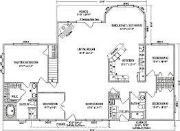ranch open floor plans alexandria iii by wardcraft homes ranch floorplan