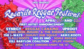 Rosarito Mexico Map by Rosarito Reggae Festival 2017 Rosarito Reggae Festival 2017