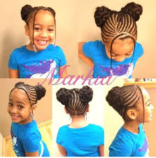 images of black braided bunstyle with bangs in back hairstyle 232 best cornrows for kids images on pinterest child hairstyles