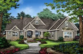 Large Front Porch House Plans by 1 Story House Plans With Large Front Porch Arts