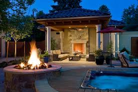 Outdoor Spaces Design - residential landscaping simpson landscape