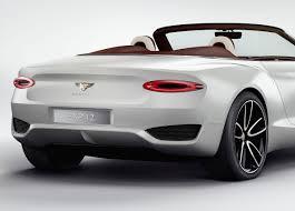 2017 bentley exp 12 speed 6e concept ต นแบบหร ไฟฟ าล วน