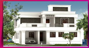 floor contemporary home design on 4 bedroom house plans kerala