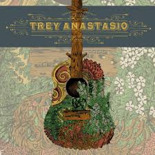 Phish Bathtub Gin Tab by Official Recordings Of Trey Anastasio Solo Acoustic Shows Available