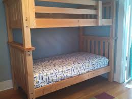 Bunk Beds Bedroom Set Buy A Hand Crafted Back To The Mountain Twin Twin Craftsman Bunk