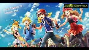 pokemon theme songs xy pokemon xy op3 getta ban ban full hd vídeo dailymotion