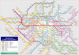 Washington Metro Map Pdf by 10 Best Things To Do In Paris And What Not To Do Paris Metro