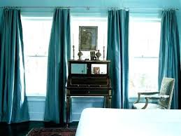 Blue Green Curtains Lime Green Curtains For Bedroom Empiricos Club