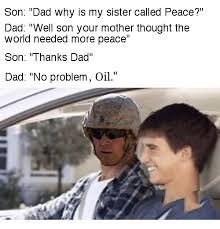 Oil Meme - there s no stopping these oil memes cheezcake parenting