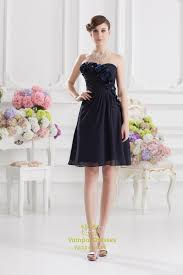 navy blue chiffon backless evening ball prom gown vampal dresses