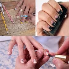 the best nail art tutorials video popsugar beauty