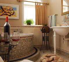 mediterranean style bathrooms home decorating in mediterranean style brings unique accents into