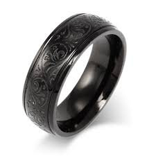 mens stainless steel wedding bands men s stainless steel wedding bands