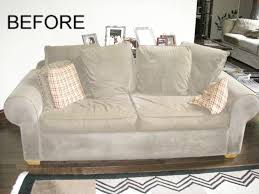 Slipcover Sectional Sofa by Furniture Slipcover Couch Oversized Couch Slipcovers