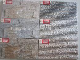 porcelain tile looks like slate brick look floor tile 300 600