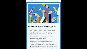 property proctor property management services mumbai youtube