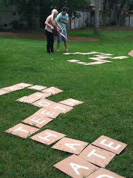 17 do it yourself outdoor games for your next party