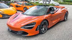 orange mclaren 720s mclaren 720s first drive youtube