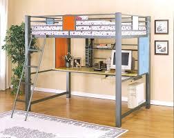 furniture mart furniture mart stores nyc full size loft bed desk storage brown