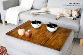Animal Ottomans by Otto Ottoman Table Top