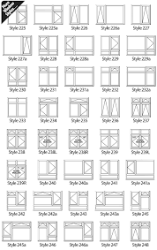 window styles specification windows charts value mobile homes