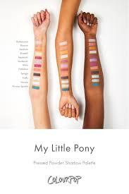 pony u2013 colourpop