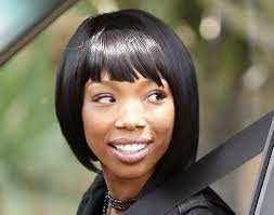 show me a picture of brandys bob hair style in the game brandy s new bob is super cute black hairstyles zimbio