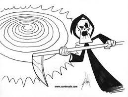scott neely u0027s scribbles and sketches the grim adventures of