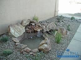 features of a water conscious landscape design santa rita