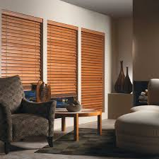 interior charming unusual wooden blind with modern white wall and