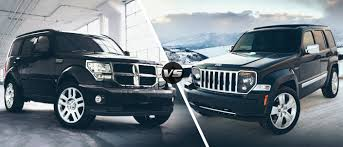 jeep liberty 2015 interior chrysler face off 2011 dodge nitro vs 2011 jeep liberty