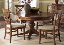Oval Pedestal Dining Room Table Dining Room Design Betterimprovement Part 26
