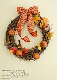 16 festive diy thanksgiving wreaths ideas style motivation