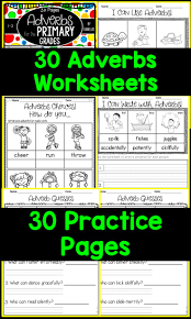 Adverb Worksheets 2nd Grade 2933 Best Images On Pinterest Phonics Alphabet Cards And
