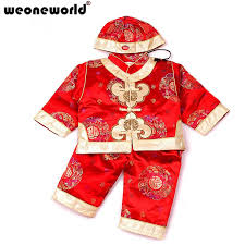 new year baby clothes aliexpress buy weoneworld style traditional
