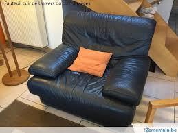 univers du canapé 2 fauteuils et 1 canapé cuir univers du cuir a vendre 2ememain be