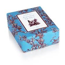 paper wrapped soap seda japanese quince classic toile paper wrapped