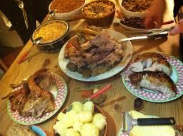 jamaican thanksgiving menu a swedish thanksgiving something swedish
