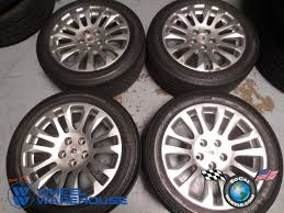 cadillac cts tire size four 10 14 cadillac cts coupe factory 18 wheels tires oem rims