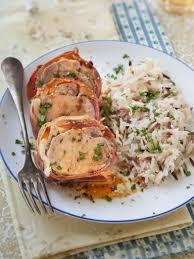 marmiton recette cuisine filet mignon recette de filet mignon aux pommes en croûte de jambon cru