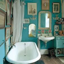 Light Blue Bathroom Decor Black Laminated Wooden Bathroom Vanity