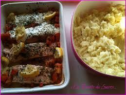 cuisiner poisson surgelé pavé de saumon au four et purée maison la recette du succès