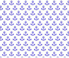anchor wrapping paper blue anchors wrapping paper fevrier designs